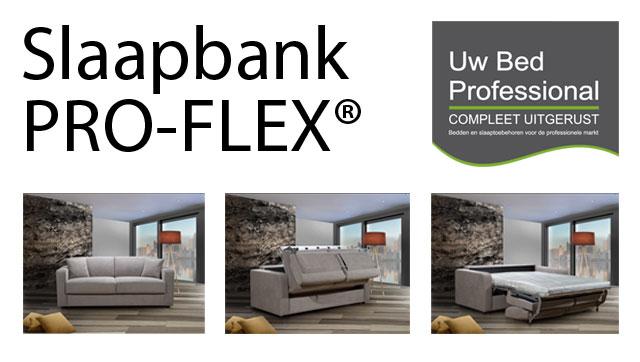 Slaapbank Pro-Flex